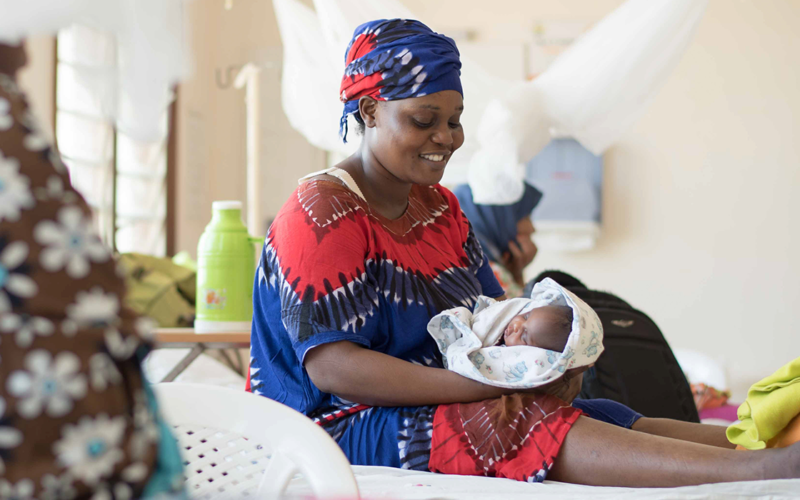 Q&A with Professor Sithembiso Velaphi: A Commitment to Caring for Newborns