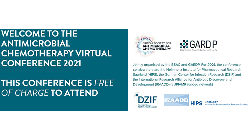 Antimicrobial Chemotherapy Virtual Conference 2021