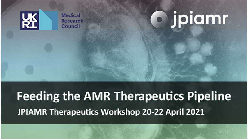 JPIAMR Therapeutics Workshop