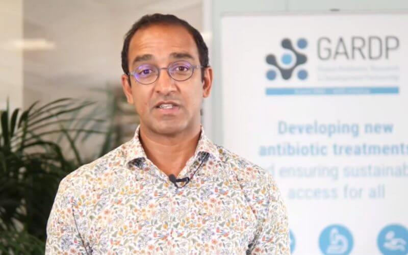 Video: Dr Manica Balasegaram on why GARDP is developing a treatment for gonorrhoea